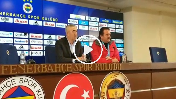 """Samet Aybaba: """"Biz hep oyunu yöneten arkadaşlardan saygı istiyoruz"""""""
