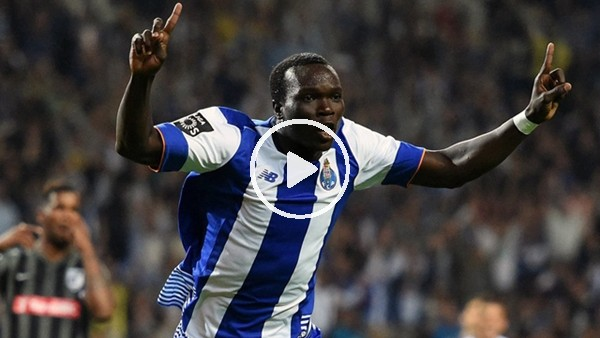 Aboubakar attı, Porto 3 puanı kaptı!