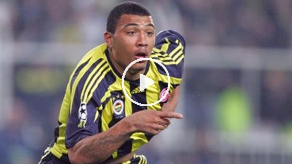 Fenerbahçe'nin Şampiyonlar Ligi'ndeki son golü