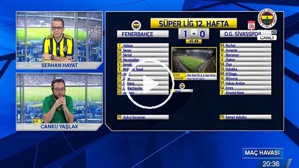 Bifouma'nın golünde FB TV!