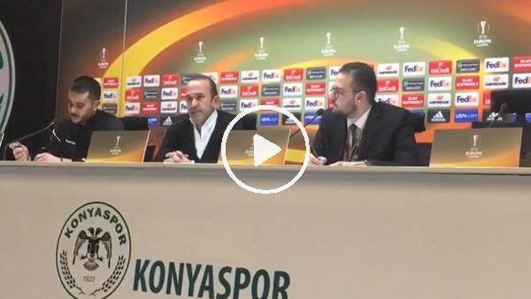 """Mehmet Özdilek: """"Sonuç için üzgünüz"""""""