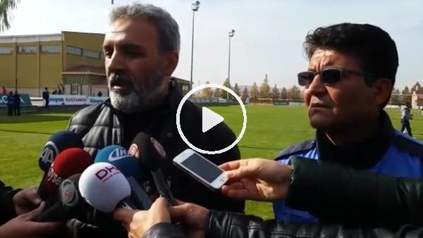 Kayserispor Başkan Vekili Naci Bedir'in açıklamaları