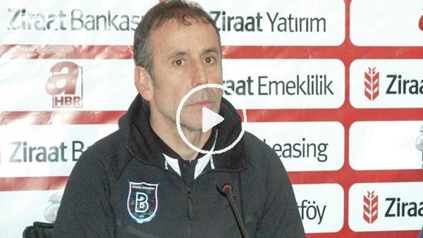 """Abdullah Avcı: """"Hedefimiz Türkiye Kupası'nı kaldırmak"""""""