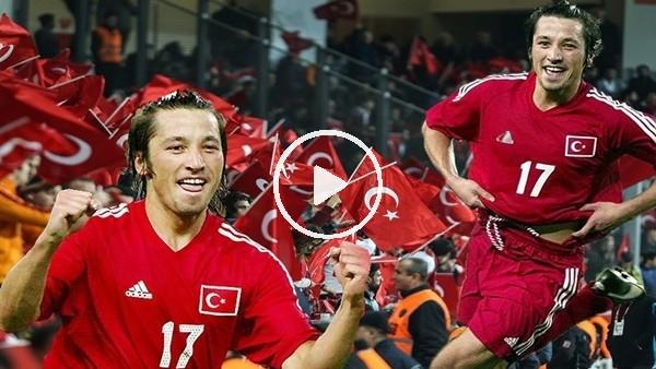 İlhan Mansız'ın milli formayla son golü