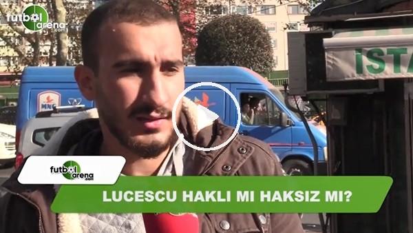 Lucescu istifaya yanaşmıyor! Sizce haklı mı haksız mı?