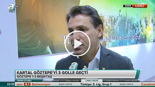 """Tamer Tuna: """"Göztepe'deki görevim çok önemli benim için"""""""