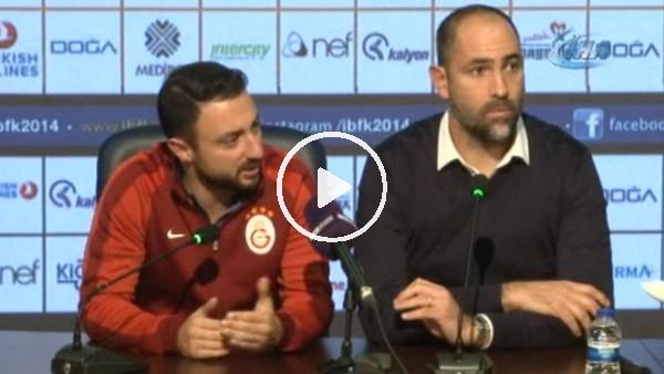 """Igor Tudor: """"Başakşehir 5-1 kazanabilecek oyun oynamadı"""""""