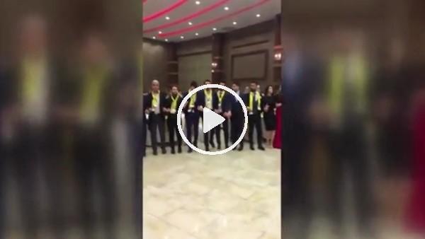 Fenerbahçeli sülalenin düğünü böyle olur