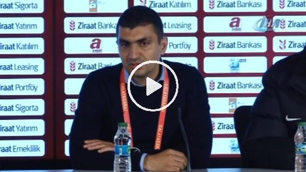 """Serdar Bozkurt: """"Oyunu çirkinleştirmeden oynadık"""""""
