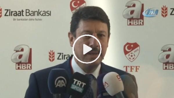 """Mustafa İzgioğlu: """"Fenerbahçe'yi eleyeceğiz"""""""