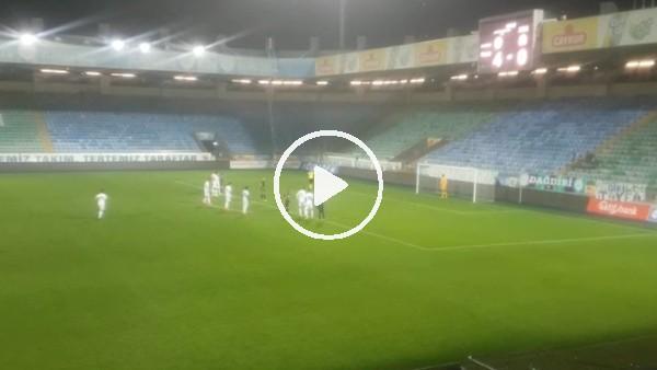 Rizespor, Kobuleti takımıyla hazırlık maçı yaptı