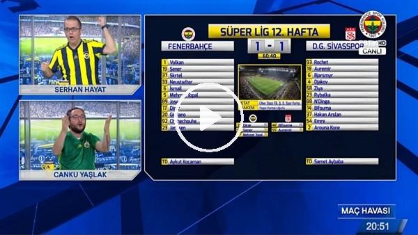 Soldado attı, FB TV spikerleri çıldırdı!