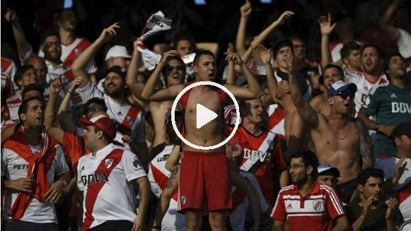'River Plate - Boca Juniors maçından muhteşem görüntüler