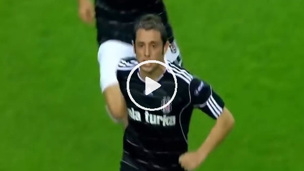 Nihat Kahveci'nin Porto'ya attığı muhteşem gol