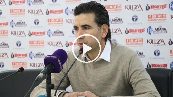 """Osman Özköylü: """"Belli eksikler var bunu biliyoruz"""""""