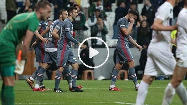 Beşiktaş 4-1 Osmanlıspor (Maç özeti ve golleri)