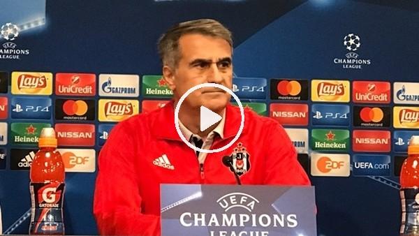 'Şenol Güneş'in Leipzig maçı öncesi açıklamaları