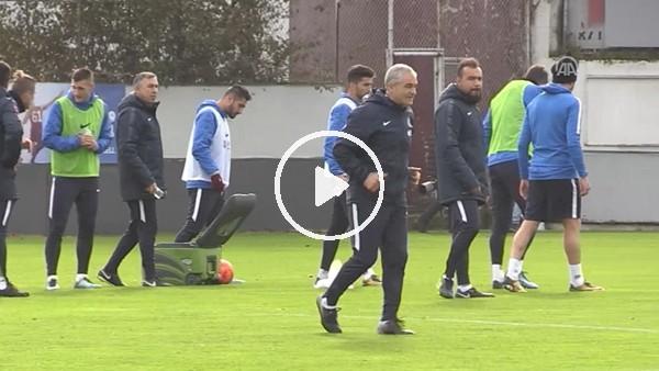 Trabzonspor, kupa maçı hazırlıklarına başladı