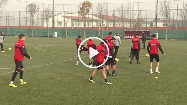Gençlerbirliği, Kasımpaşa maçının hazırlıklarına başladı