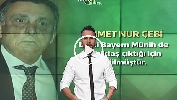"""Ahmet Nur Çebi: """"Belki Bayern Münih de Beşiktaş çıktığı için üzülmüştür"""""""