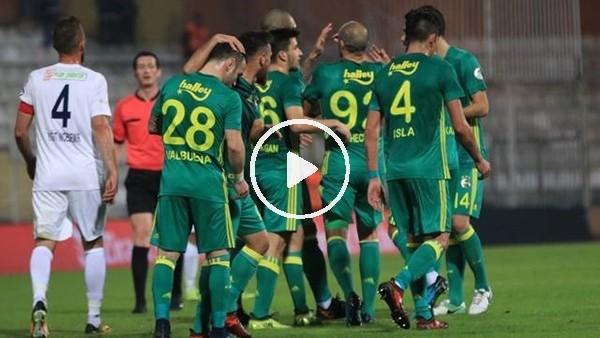 Adana Demirspor 1-4 Fenerbahçe (Maç özeti ve golleri)