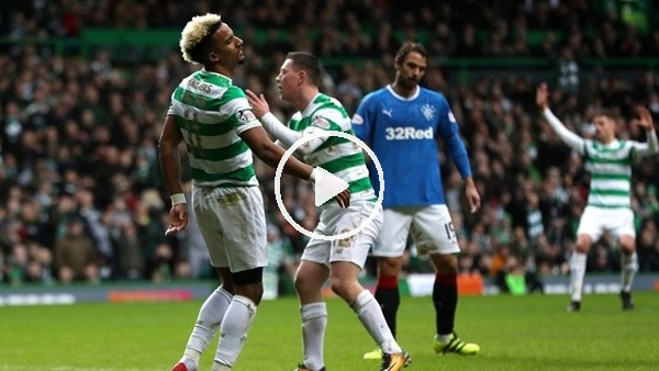 'Celtic - Rangers derbisinde gol sesi çıkmadı!