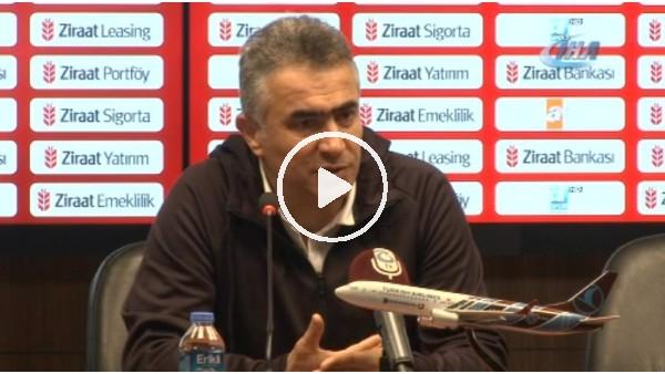 """Mehmet Altıparmak: """"Amacımız iyi bir maç izlettirmekti"""""""