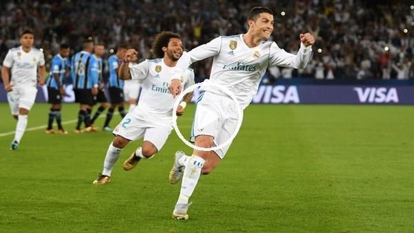 Real Madrid 1-0 Gremio (Maç özeti ve golleri)