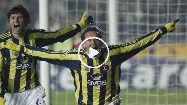 Tuncay Şanlı, Şampiyonlar Ligi'nde hattrick yapan ilk Türk futbolcu!