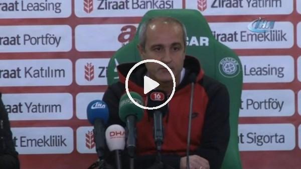 """Eyüp Arın: """"5 dakikada 2 gol yedik"""""""