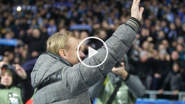 'Domagoj Vida'nın Dinamo Kiev'e vedası!