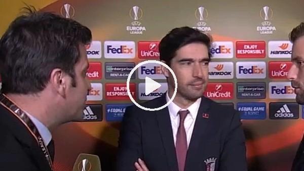 Ferraria'nın Başakşehir maçı sonrası açıklamaları