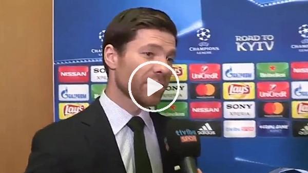 """Xabi Alonso: """"Türkiye'deki maç çok zor olacak"""""""