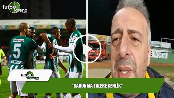 """Selim Denizalp: """"Rizespor'da savunma evlere şenlik"""""""