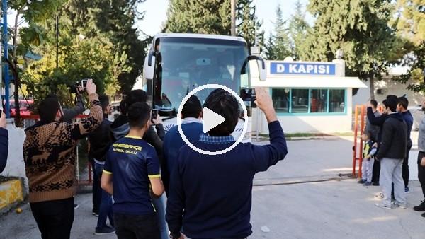 Fenerbahçe'ye Adana'da sönük karşılama