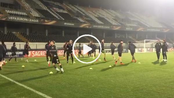 Konyaspor, Guimaraes maçına hazır!