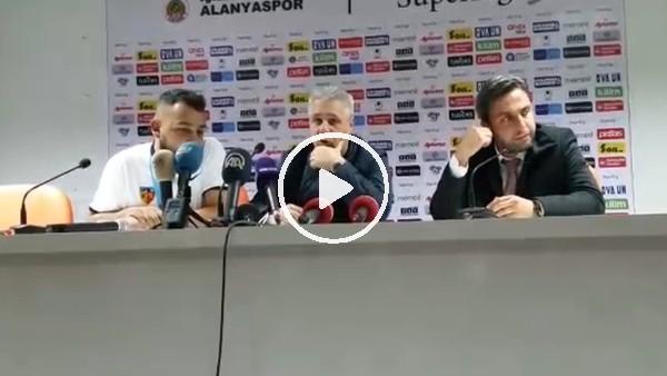 Sumudica'nın Alanyaspor maçı sonrası açıklamaları