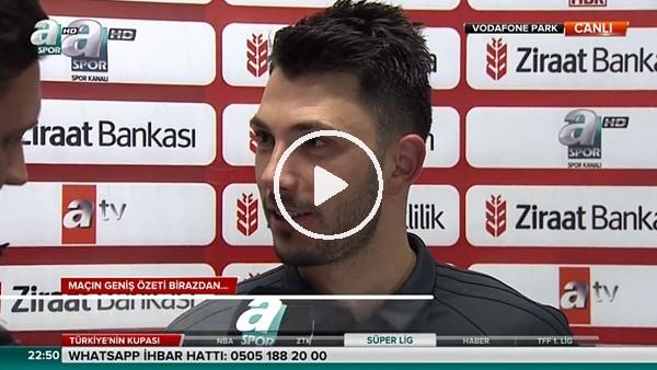Tolgay Arslan'ın Osmanlıspor maçı sonrası açıklamaları