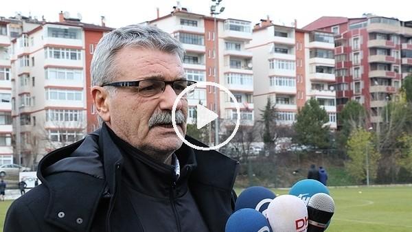 """Bülent Toraman: """"Yüreğimizi ortaya koyarak mücadele edeceğiz"""""""
