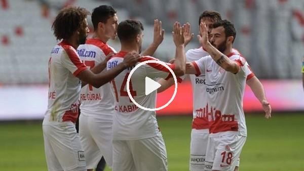 Antalyaspor 2-3 Orhangazi Belediyespor (Maç özeti ve golleri)