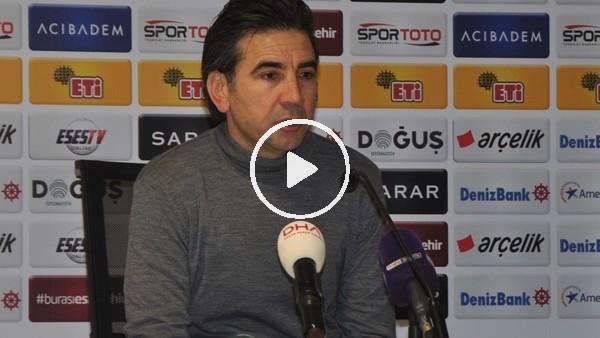 """Osman Özköylü: """"Onlar da kazanabilirdi, iyi pozisyonları var"""""""