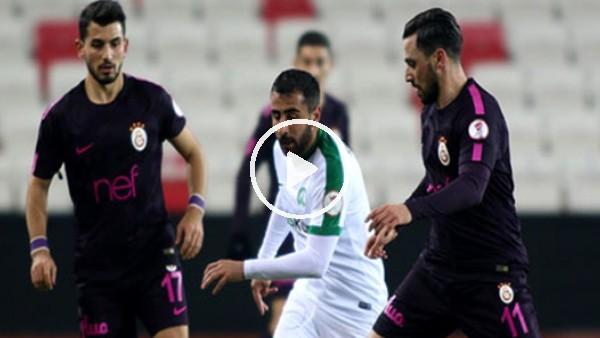 Sivas Belediyespor 2-1 Galatasaray (Maç özeti ve golleri)