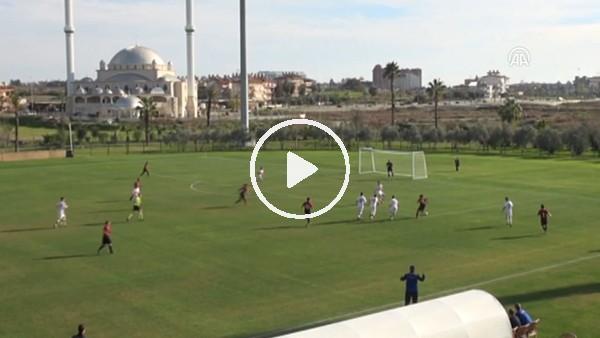 Türkiye 18 Yaş Altı Milli Futbol Takımı, Karadağ'ı 2-1 yendi