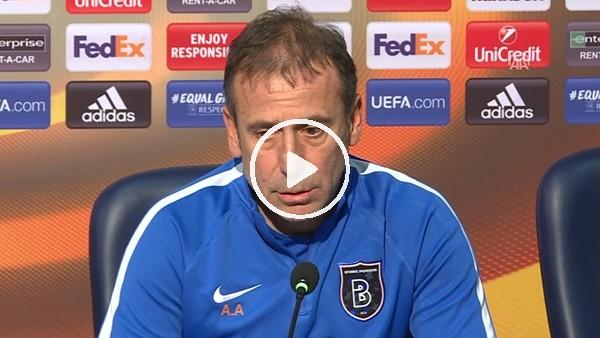 """Abdullah Avcı: """"Bu maçı kazanıp diğer maçın sonucu bekleyeceğiz"""""""