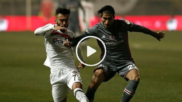 Manisaspor 1-1 Beşiktaş (Maç özeti ve golleri)