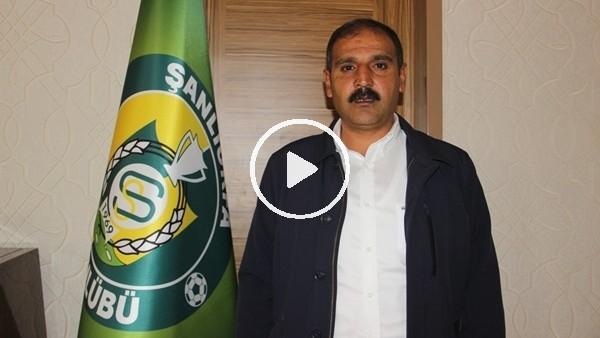 """Şanlıurfaspor Başkanı Emin Yetim:""""Suçluysam çıkar istifa ederim"""""""