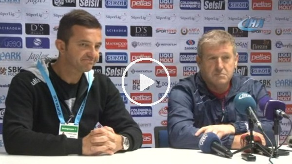 "Safet Susic: ""3-0'dan sonra oyun bitti"""