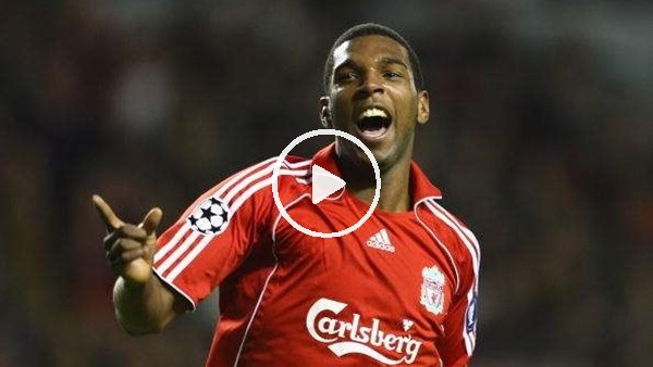 Ryan Babel'in Liverpool forması giyerken Lyon'a attığı gol!