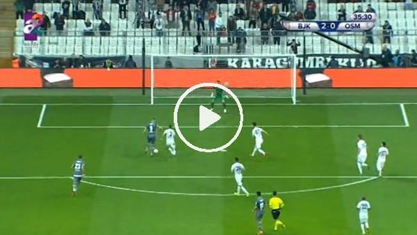 Negredo'nun Osmanlıspor'a atığı gol