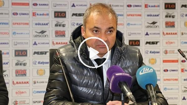 """Erkan Sözleri: """"Önümüzdeki maçlara bakacağız"""""""